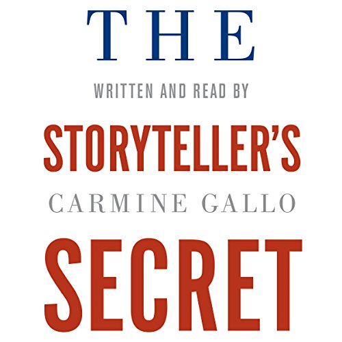The Storyteller's Secret audiobook cover art