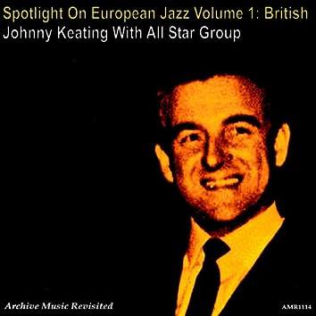 Spotlight on European Jazz, Vol. 1 (British) - EP