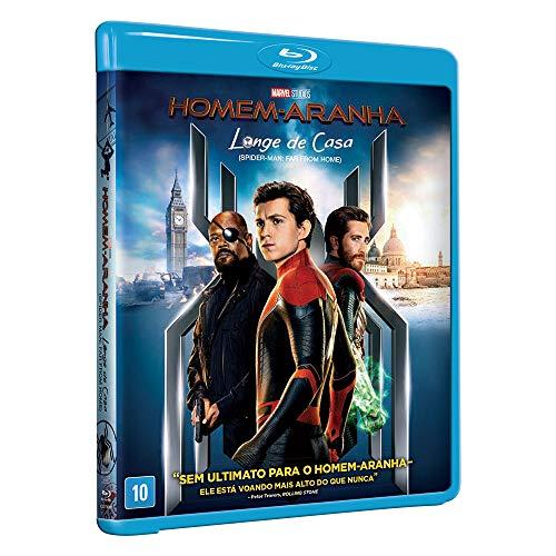 Homem Aranha Longe de Casa [Blu-Ray]