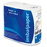 Enders WC-Paper Aqua Soft, 4 Rolls Tolet Camping Toilets, White