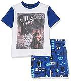 Star Wars Conjuntos de Pijama, Azul (Blue 19-3952TC), 4 años para Niños