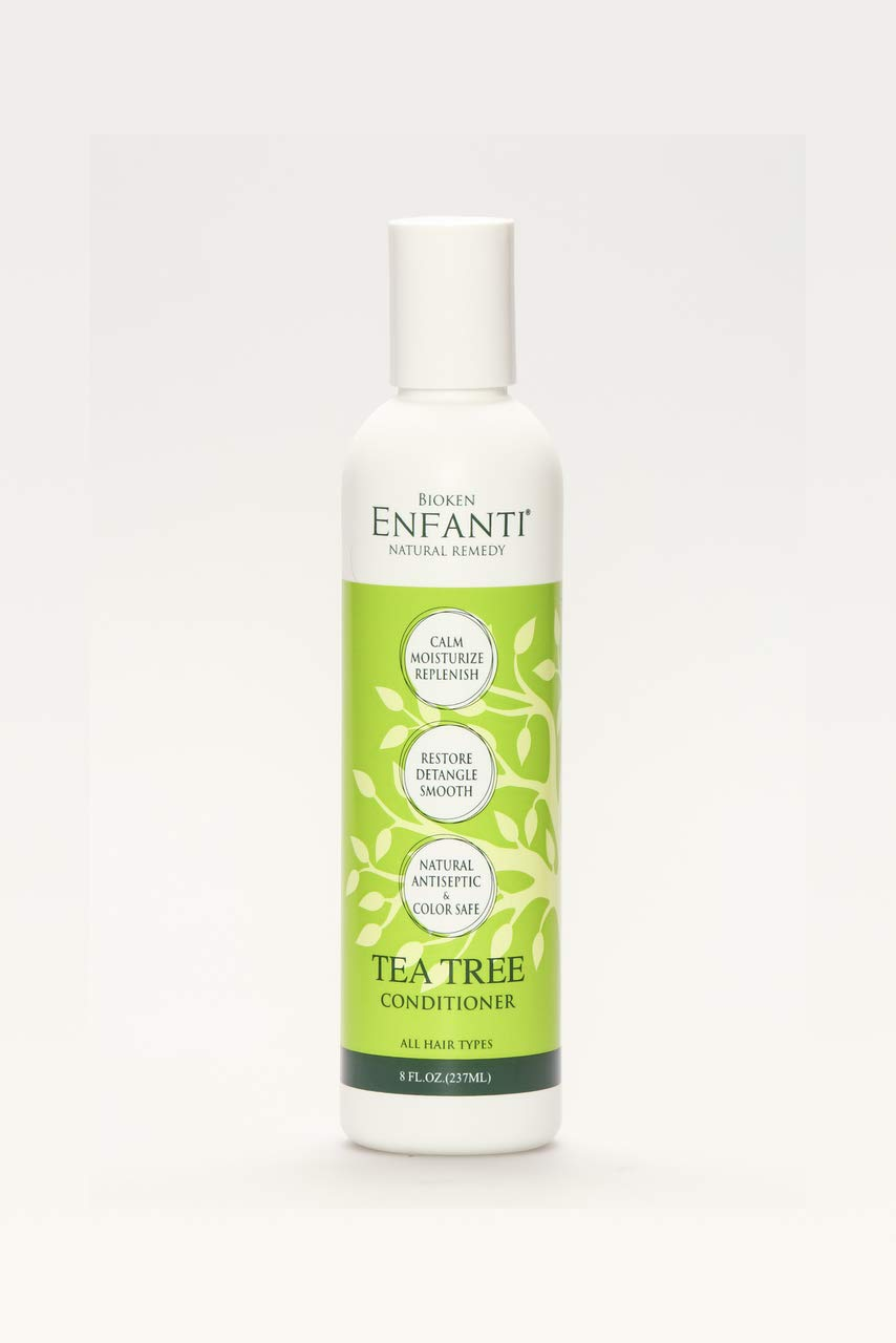 2021 autumn and winter new Bioken Enfanti Tea Tree Conditioner for oz Hair Types 8 All Mail order