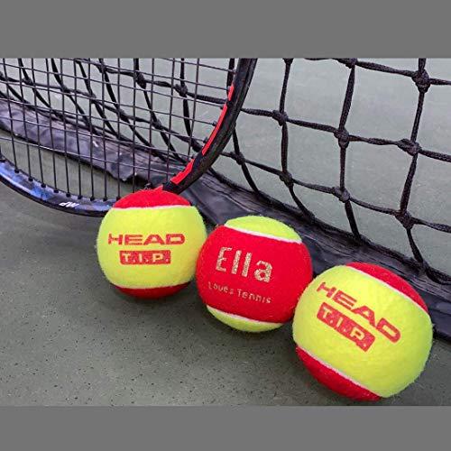 NTB - Pelotas de tenis infantiles personalizadas