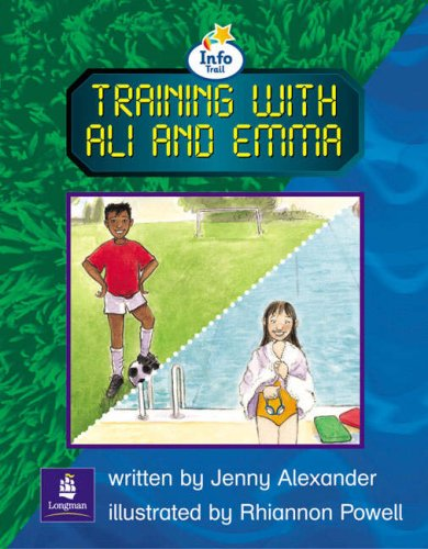 Info Trail Emergent Stage Training with Ali and Emma Non-fiction (LITERACY LAND)の詳細を見る
