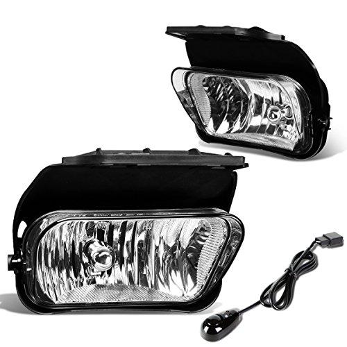 03 silverado fog light kit - 5