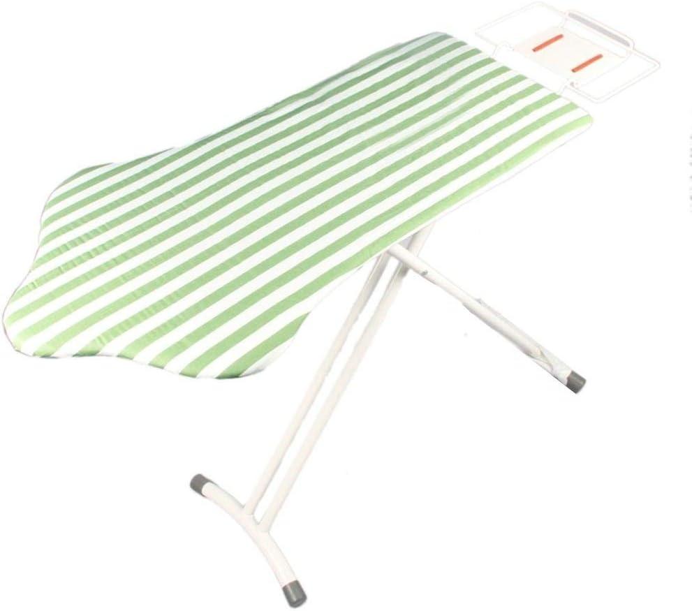 Ironing Boards Ligero y moderno hotel CDingQ, ergonómico de metal resistente, adecuado para planchar camisas y pantalones de 145 x 52 x 5 cm de ancho