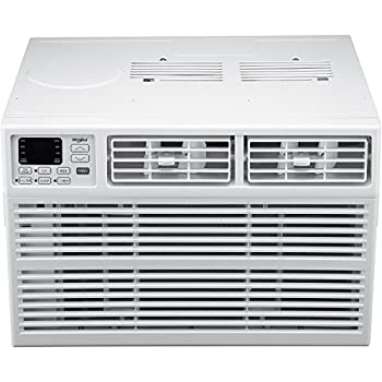 Whirlpool Energy Star 8,000 BTU 115V Window-Mounted Air Conditioner with Remote Control