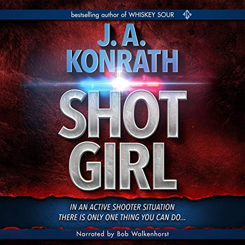 Shot Girl  By  cover art
