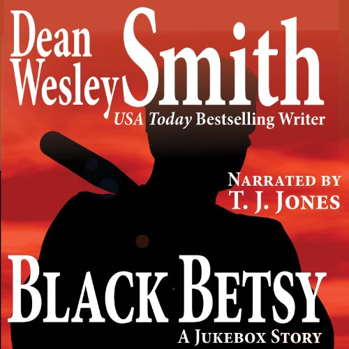 Black Betsy audiobook cover art