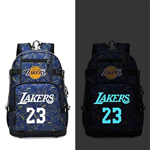 DuLi Basketball Star Jordan 23 Backpack Men'S Sports Backpack College Basketball Schoolbag Waterproof Travel Hiking Rucksack Laptop Bag,15#