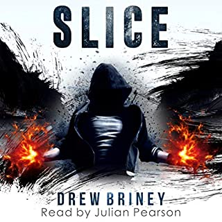 Slice audiobook cover art