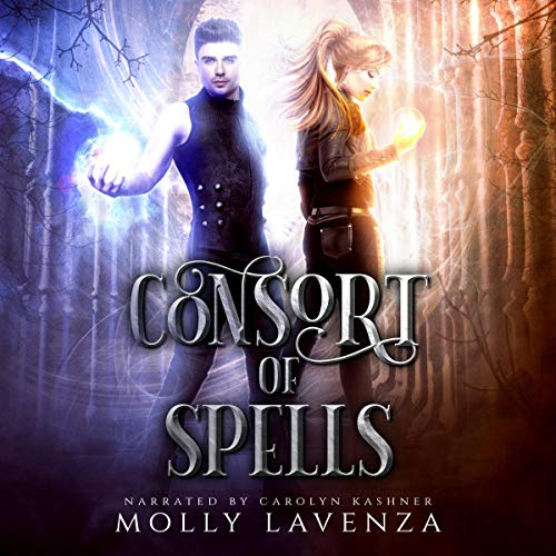 Consort of Spells  By  cover art