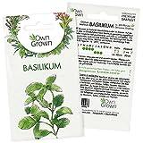 OwnGrown Premium Kräuter Samen, Kräutersamen Saatgut für diverse Kräuter Pflanzen