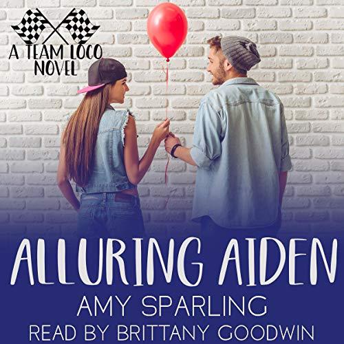 Couverture de Alluring Aiden