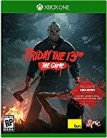 Friday The 13th The Game Xbox One 金曜日13日 ゲーム 北米英語版 [並行輸入品]