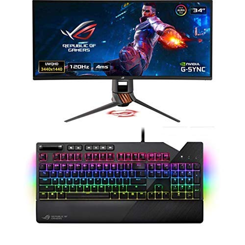 ASUS ROG SWIFT Curved PG349Q, 34