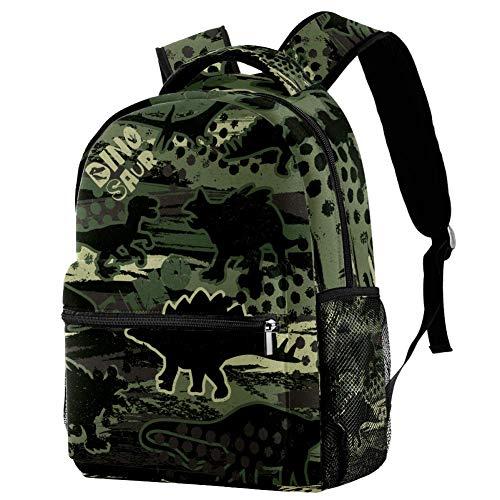 Bowling-Pins und Bälle, lässige Schultasche, Tagesrucksack, Reiserucksack für Mädchen, Jungen, Student, Mehrfarbig - Farbe05 - Größe: Medium