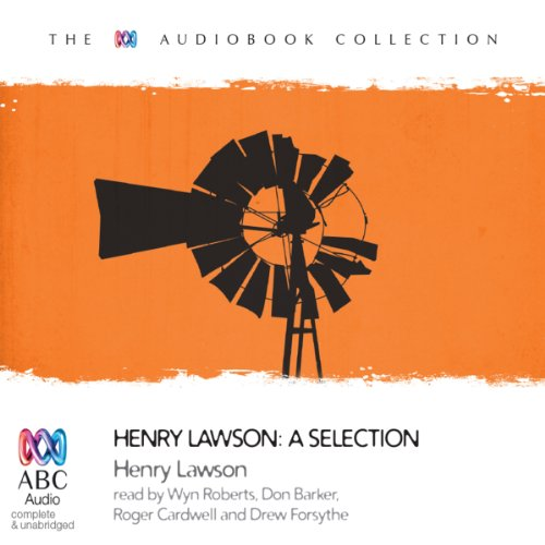 Henry Lawson audiobook cover art