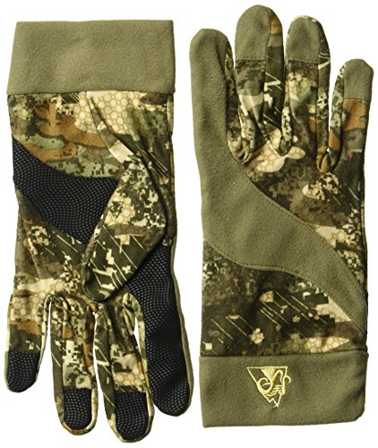 ROCKY Herren Silent Hunter Scent Iq Atomic Handschuhe, Camouflage, Größe L
