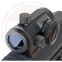 En Tu Monumentos Holográficos Rojo + Verde Visor de Punto / Micro M1 Airsoft Rifle Vista.