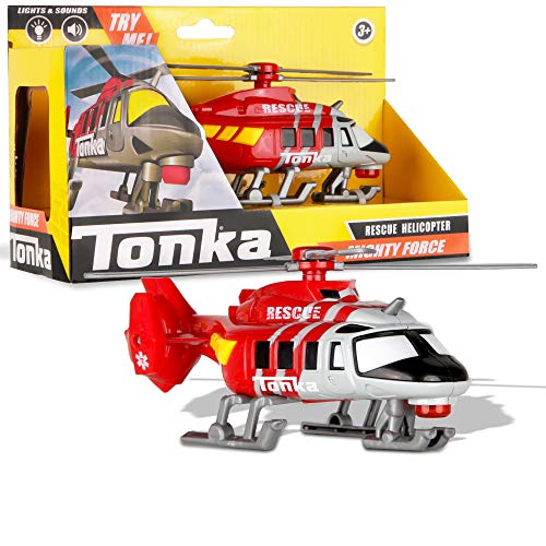 Tonka Mighty Force Lights & Sounds - Rescue Chopper
