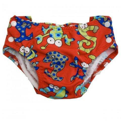 Popolini - Pañales desechables para nadar, talla pequeña