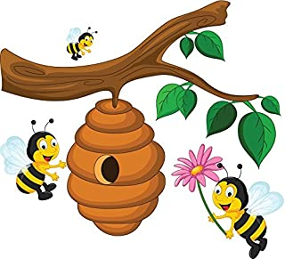 Best beehive wall decal Reviews