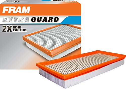 FRAM Extra Guard Air Filter, CA3901 for Select Chevrolet, Dodge, Jeep and Mitsubishi Vehicles