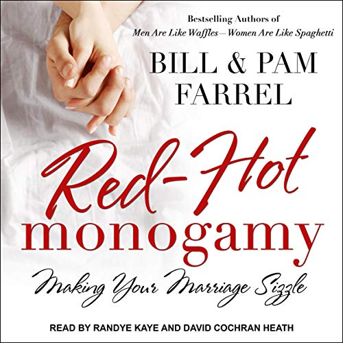 Red-Hot Monogamy audiobook cover art