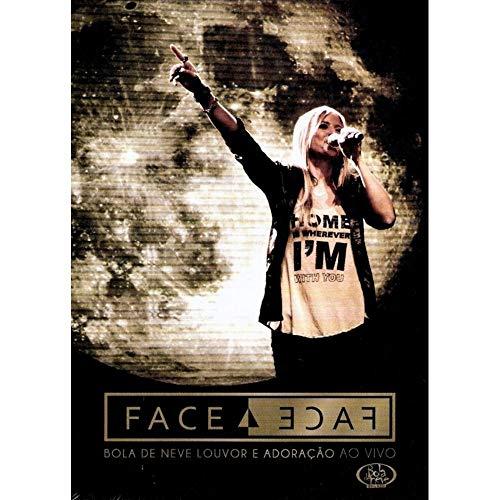 DVD Bola de Neve Face a Face