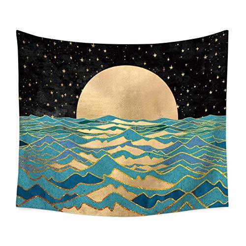 HTXB Sun Tapiz de decoración de la Pared Que cuelga Tapiz de Pared (Color : 5, Size : 150x200cm)