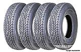 4 New Premium Freedom Hauler Trailer Tires ST235/85R16 Radial 12PR Load Range F- 11142