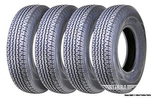 Premium Freedom Hauler Trailer Tires