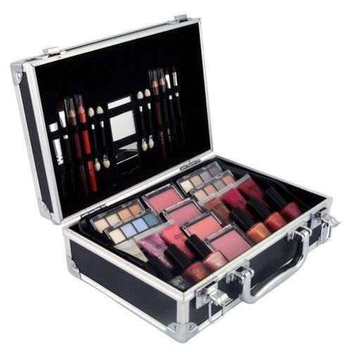 Gloss! - TP00222 - Mallette de Maquillage - 60 Pièces de Cosmétiques