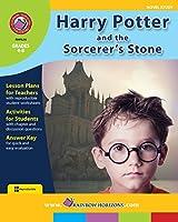 Rainbow Horizons A34 Harry Potter & the Sorcerers Stone - Novel Study - Grade 4 to 8