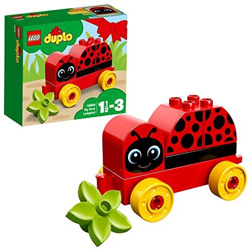 LEGO Duplo 10859 - Mein erster Marienkäfer, Spielzeug, erste Lernerfolge, Kreatives Spielen