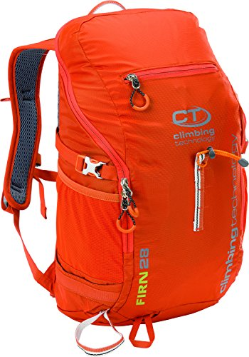 Climbing Technology Firn Zaino da Scialpinismo, Arancione, 28 L