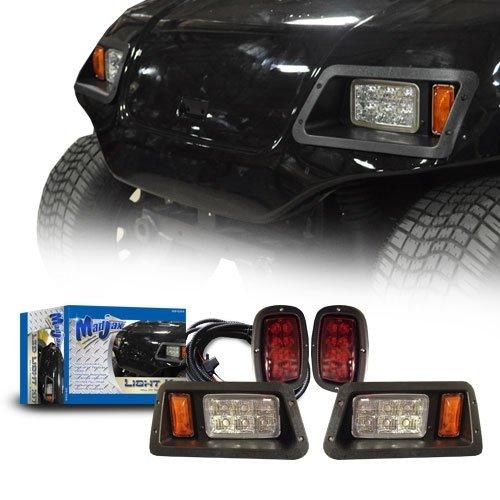 Madjax LED Light Kit - Fits Yamaha G-Series Golf Carts