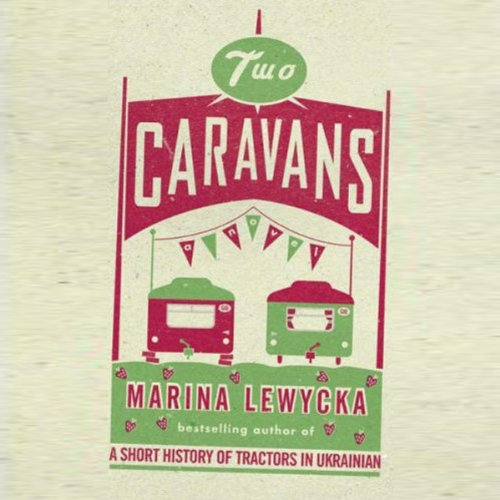 Two Caravans audiobook cover art