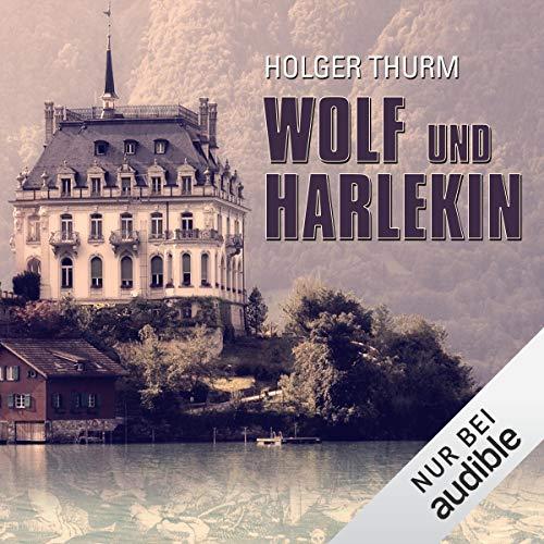 Wolf und Harlekin Titelbild