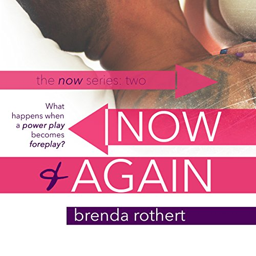 Now and Again audiobook cover art