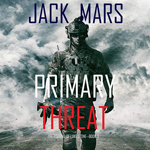 Primary Threat audiobook cover art