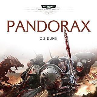 Pandorax: Warhammer 40,000 cover art