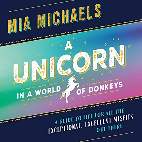 A Unicorn in a World of Donkeys cover art