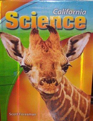 Scott Foresman California Science Grade 3