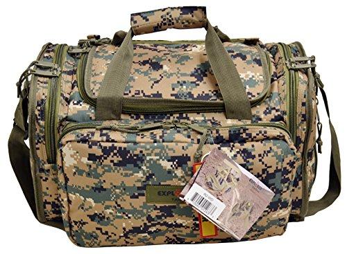 Explorer Tactical Range Ready Bag 18-Inch Woodland Digital