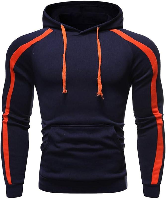 Sports Hoodie AcisuHu Long Sleeve Hooded Sweatshirt Printed Outwear Tops Blouse For Running Autumn Winter