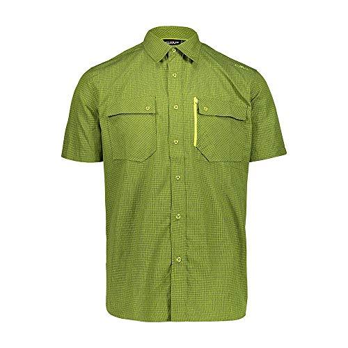 CMP Herren Funktions Hemd, muschio-Lime, 52