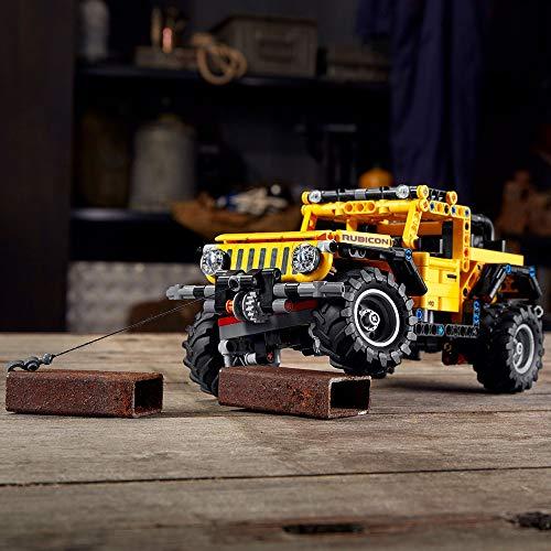 LEGO-Technic Jeep-Geländewagen – LEGO 42122 - 5