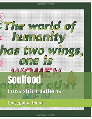 Buy Soulfood: Cross stitch patterns